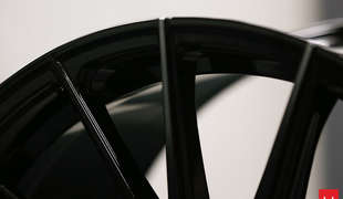 Vossen HF4-T: Цвет Tinted Gloss Black