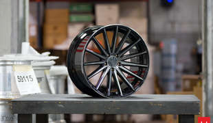 Vossen VFS-2 Цвет Tinted Gloss Black
